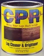 CPR Log Cleaner & Brightener