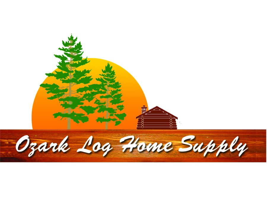 Ozark Log Home Supply, Inc. Logo